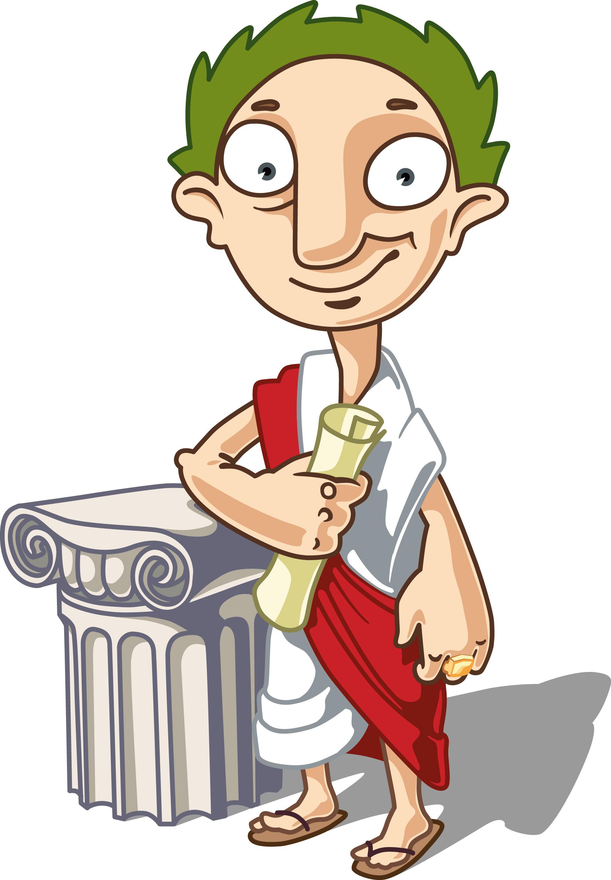 Latein on Roman Numerals